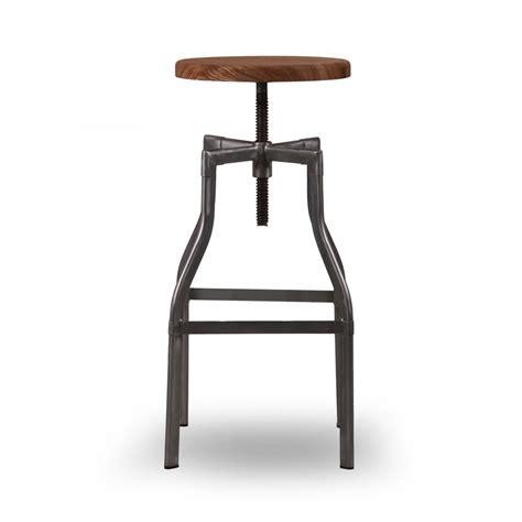 turner industrial swivel stool kitchen bar stools