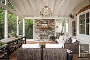 Screened Porch Garage Oasi Porch Companythe Tips For Ideal Enclosed Porch Designs
