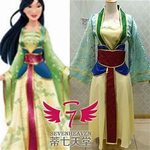 Mulan Princess Costume Promotion-Shop for Promotional ...