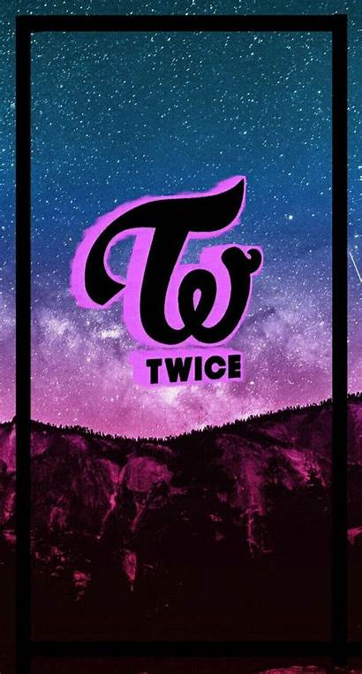 Twice Kpop Logos Wallpapers Backgrounds Cave Wallpaperaccess