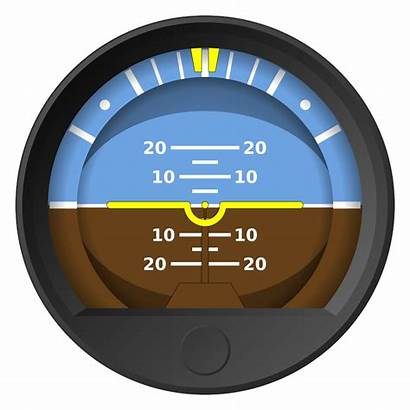 Attitude Indicator Director Svg Ahrs Commons Wikipedia