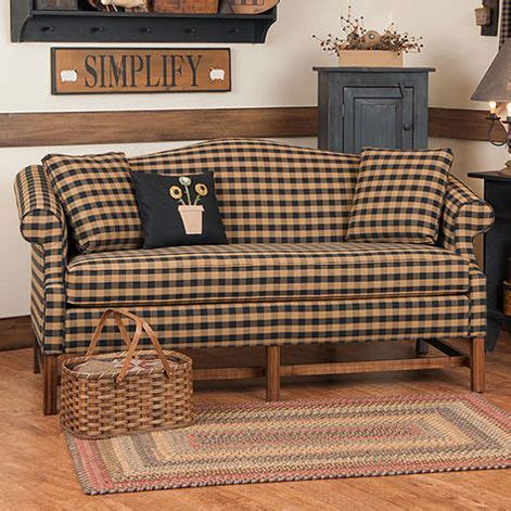Country Sofa by 72 Classic Camelback Sofa Wish List Primitive