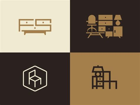 furniture services  design furniture logo logos