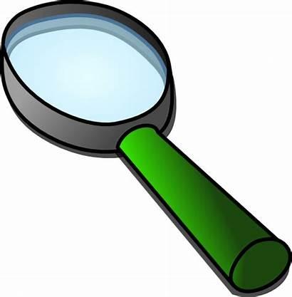 Magnifier Glass Clip Clipart Clker