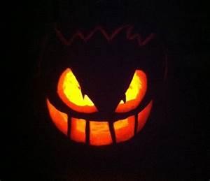 halloween hq With pokemon jack o lantern template