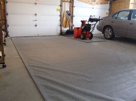 garage floor mat  happy customers pinterest