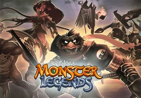 monster legends mmohuts