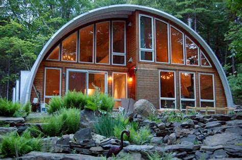 Quonset Hut Home Kits: Prefab Residential Arch & Quonset