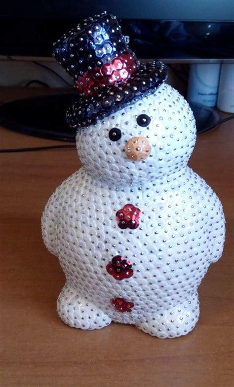 pupazzo  neve  bottoni  cappello  la casa
