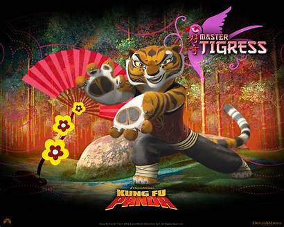 Tigress Master Fanpop Fu Panda Kung Shifu