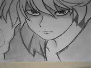 Near Death Note Drawings
