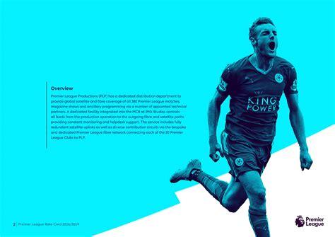 Premier League Distribution Services - Parmar Design Ltd