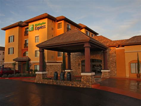 holiday inn express suites el dorado hills hotel  el