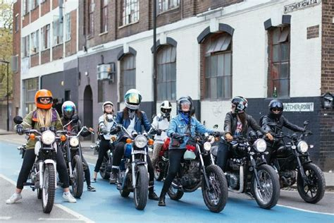 7 Motorbike Clubs Who Are Helping To Change The Biker Gang