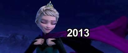 Frozen Elsa Funny Gifs Bye Bring Disney