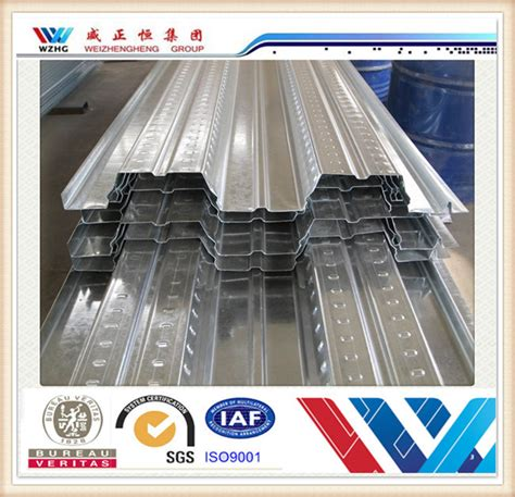 Corrugated Metal Decking For Concrete Prices