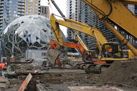 Where Does The Dirt Go From Seattle's Big Construction