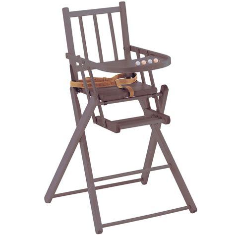 chaise pliante de combelle chaises hautes fixes