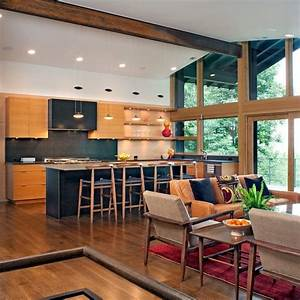 meuble de cuisine en bois rouge cool awesome meuble de With meuble de cuisine en bois rouge