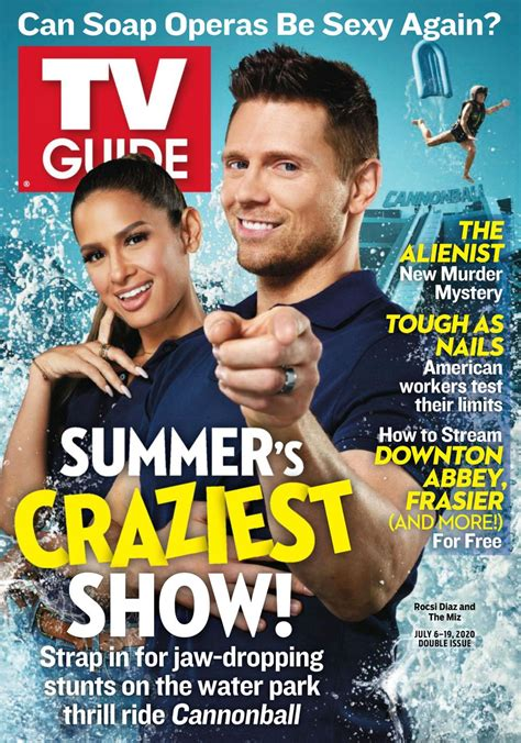 TV Guide Magazine-July 06, 2020 Magazine - Get your ...