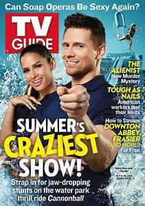 Tv Guide Magazine-july 06  2020 Magazine