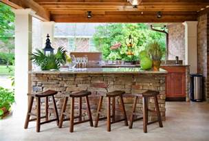 stone bar ideas basement traditional with stacked stone