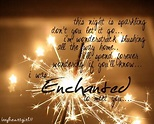 Lyric from the song enchanted by taylor swift | We Heart ...