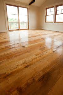 Longleaf Lumber   Reclaimed, Resawn Maple Wood Flooring