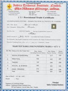 iti fitter resume format indira technical education