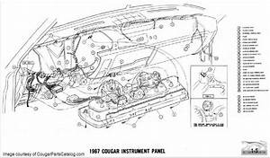 Diagrams    Schematics At West Coast Classic Cougar    The Definitive 1967