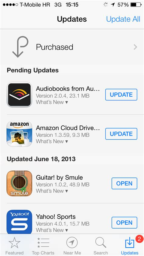 automatic app updates iphone how to turn automatic updates on on ios 7