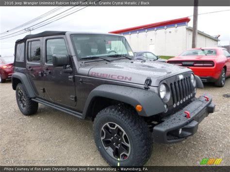 granite jeep wrangler unlimited autos post