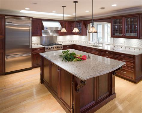 Traditional Kitchen Or Country Kitchen  Traditional