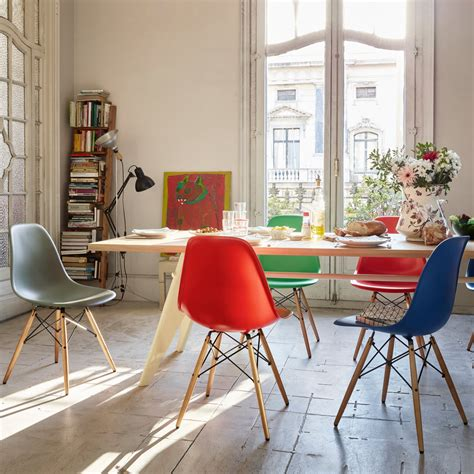 Vitra Charles Eames Chair by Dsw Stuhl Vitra Eames Plastic Side Chair Dsw Connox Ch