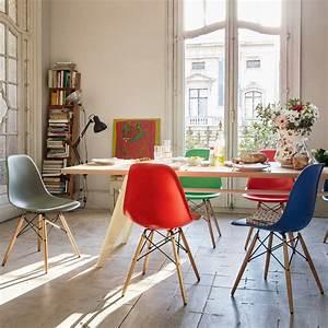 Vitra Eames Stuhl : dsw stuhl von vitra eames plastic side chair dsw ~ A.2002-acura-tl-radio.info Haus und Dekorationen