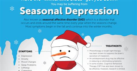 seasonal affective disorder l seasonal affective disorder beat the wintertime blues