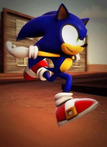Sonic Run Cycle Deviantart Sfm Explore Hedgehog