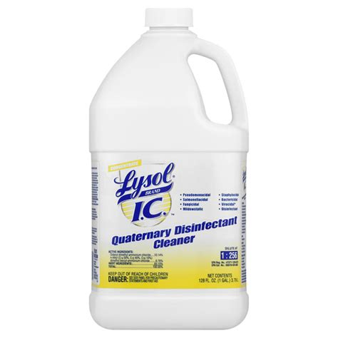 Amazon.com: Lysol Professional Quaternary Disinfectant