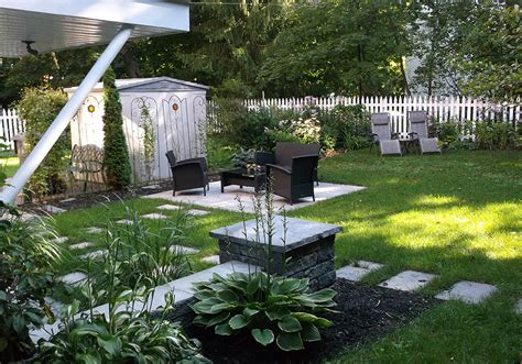 am 233 nagement cour arri 232 re am 233 nagement jardin terrain sherbrooke