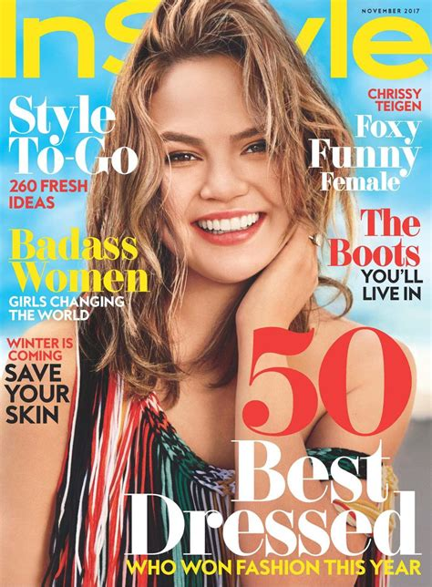 InStyle-November 2017 Magazine - Get your Digital Subscription