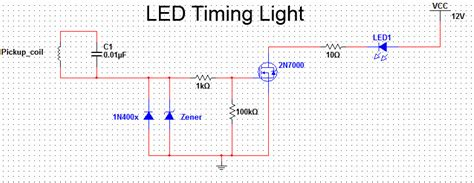 led timing light  repository circuits  nextgr