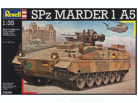 1 35 spz marder 1 a5 by revell hobbylink japan