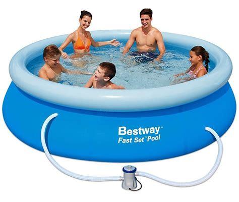 up pool 366x91 pool ohne pumpe neu bestway 366x76 swimming pool fast set aufstellpool schwimmbecken ohne pumpe