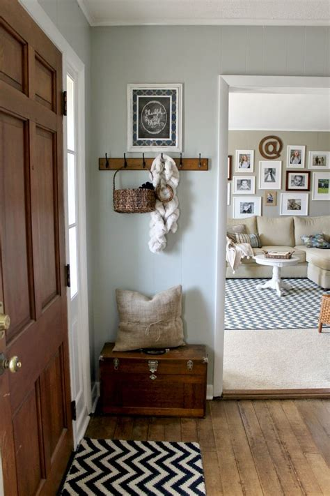 small entryway ideas    tiny space functional