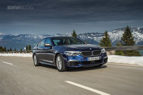 Bmw M550i Review by 2018 Bmw M550i Xdrive Review