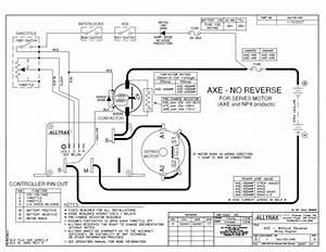 alltrax controller wiring diagram 36 volt yamaha motor With 36 volt controllers wiring diagrams