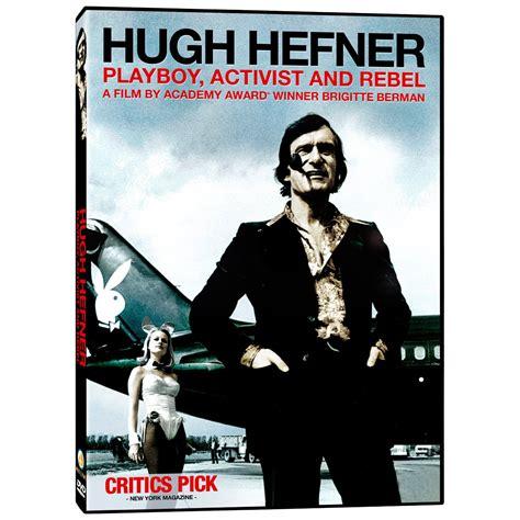 DVD a Day: Hugh Hefner: Playboy, Activist and Rebel