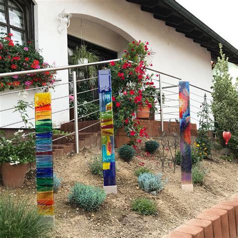 Für Den Garten by Glas Im Garten Glasdekore Teufel