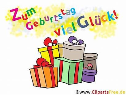 Geburtstag Clipart Zum Birthday Alles Clipartsfree Gute