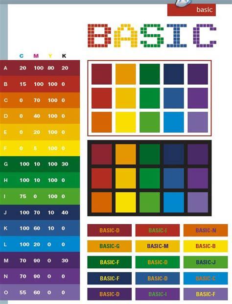 red web color pallets basic color schemes color